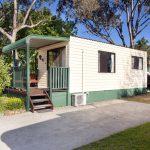 Studio A 4 berth accommodation